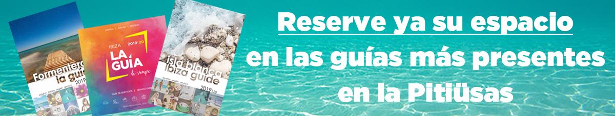 Banner Guias de Ibiza y Formentera