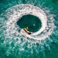 Jet Ski Pro White Island